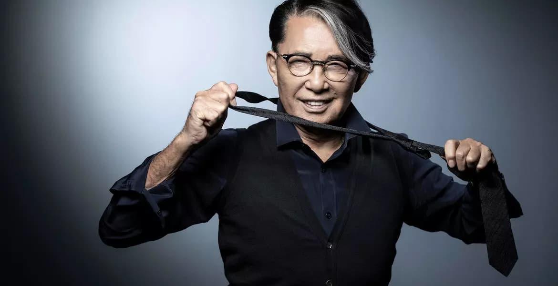 Kenzo Takada, le plus célèbre des couturiers japonais — La BAC