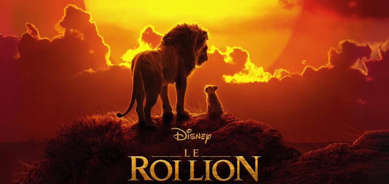 LE ROI LION/THE LION KING