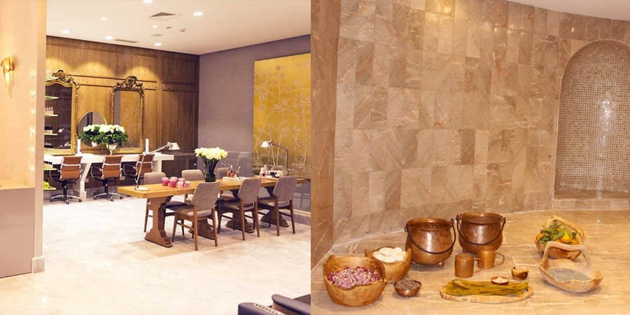 Baͯa Inspiring Spa : BEAUTY & SPA
