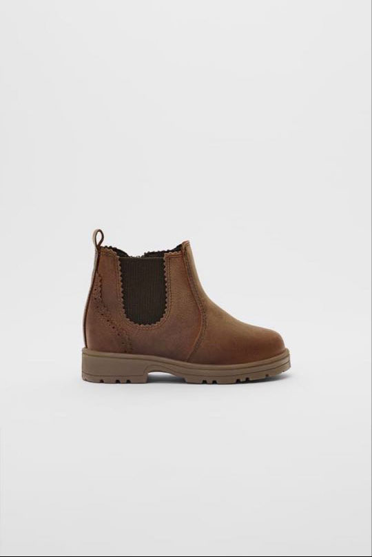 Bottines zara