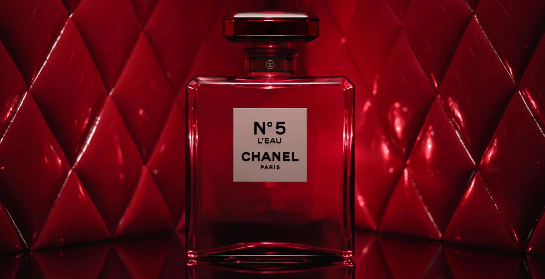 N5 Eau De Parfum Edition Limitée De Chanel