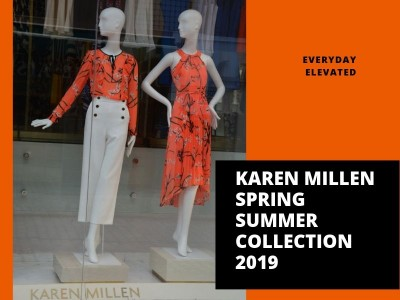 KAREN MILLEN SPRING SUMMER COLLECTION