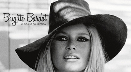 Brigitte Bardot Clothing