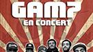 Gam7 en concert