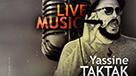 Live Music By Yassine Taktek Next Kassus Dj Resident Moods and Hichem