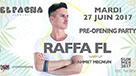 Pre-Opening PARTY - Raffa FL w/ Ahmet Mecnun