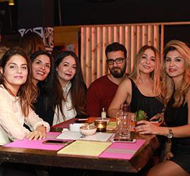 Opening  Party Mercredi 13 Décembre 2017