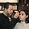 Holiday Make-up session de Lancôme chez Fatales Lundi 18 Décembre 2017