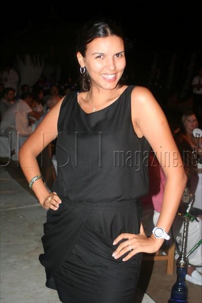 Amina fakhet cocktail dress