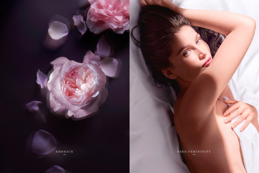 ผลการค้นหารูปภาพสำหรับ L'Extase Caresse de Roses Nina Ricci