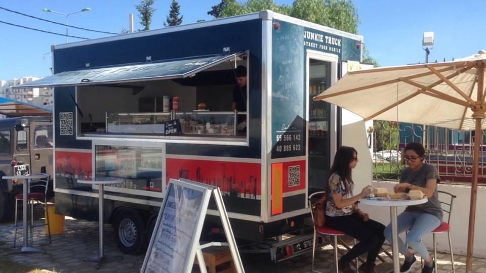 vente restaurant mobile tunisie
