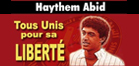 Haythem Abid : 14 ans… ça suffit maintenant !