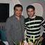Iheb Taoufik avec un fan