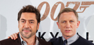 Le nouveau 007 Sky Fall et interview exclusive de Javier bardem