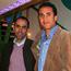 Hamdi Kasraoui et Khaled Fadhel