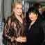 Catherine Deneuve et Lisa Minelli