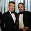 Pierce Brosnan et Jeremy Irons