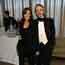 La Styliste Donna Karan et Jeremy Irons