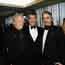 Le musicien Kris Kristofferson Pierce Brosnan et James Irons