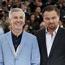 Baz Luhrmann et Leonardo DiCaprio - Photocall - Gatsby Le Magnifique © AFP
