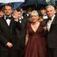 Equipe du film - Montée des marches -  Gatsby Le Magnifique © AFP