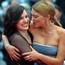 Léa Seydoux et Rebecca Zlotowski - Montée des marches - Grand Central © AFP