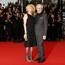 Steven Spielberg et Kate Capshaw - Montée des marches © AFP