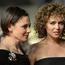 Valeria Golino et Jasmine Trinca - Montée des marches - Miele © AFP