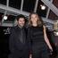 Jamel Debouz Et son épouse