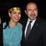 Mme Amel Karboul, ministre du Tourisme et M. Taoufik Jelassi, ministre de l'Enseignement supérieur et de la Recherche scientifique.