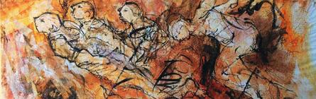 Zied Lasram à Kanvas Art Gallery