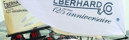 Eberhard & Co. partenaire de AUDI Italia Sailing Team : à la conquête des classes Melges