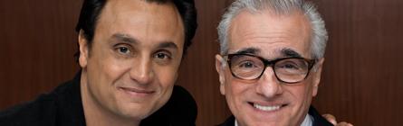Interview avec  Martin Scorsese