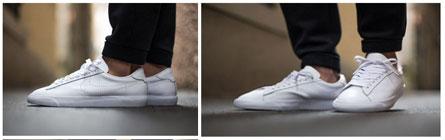 eac61fa862e Les baskets blanches seront indispensables cet été 2016. Facile à porter et  pour toutes les morphologies