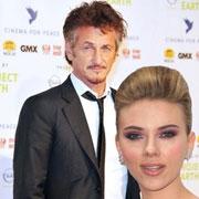 Scarlett Johansson : c'est officiel avec Sean Penn !