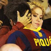 Barcelone perd en face de Real et Shakira console Piqué