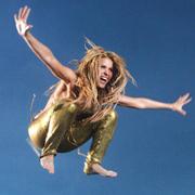 Shakira Attaquée par des  Otaries