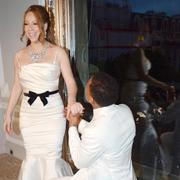 Mariah Carey et Nick Cannon renouvellent leurs vœux à Paris