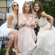 Paris Hilton habillée par sa maman