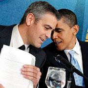 George Clooney : Il récolte 15 millions de dollars pour la campagne de Barack Obama