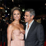 George Clooney et Stacy Keibler : Leurs parents se rencontrent