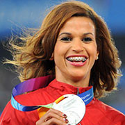 L'athlète Habiba Ghribi décroche La médaille d'argent