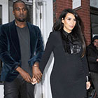 Kanye West quitte l'hôpital : Kim Kardashian l'accompagne