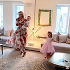Ivanka Trump lève le voile sur sa nouvelle maison à Washington (photo)