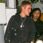 Justin Bieber : Coup de boule et sang sur les doigts, la soirée se finit mal...