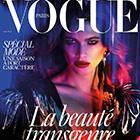 Valentina Sampaio, premier mannequin transgenre en couverture de