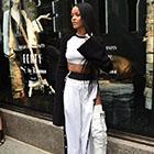 Rihanna présente sa collection à Paris… Les premières images de la campagne Kenzo x H & M