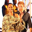 Prince Harry et Rihanna : Rencontre complice et soirée festive à la Barbade