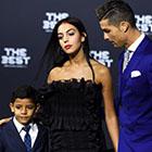 Georgina Rodriguez et Cristiano Ronaldo sont officiellement en couple !