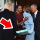 Que contient donc la boite de chez Tiffany & co que Mme Trump a offert à Michelle ?
